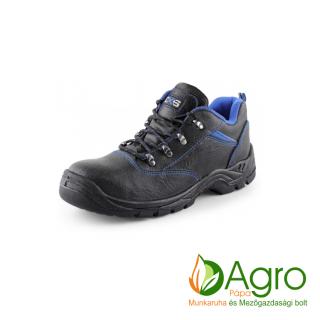 agro-munkaruha-es-mezogazdasagi-bolt-papa-CXS Dog Setter S1 félcipő, fekete-kék