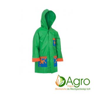 agro-munkaruha-es-mezogazdasagi-bolt-papa-CXS Frogy gyerek esőkabát-zöld