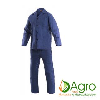 agro-munkaruha-es-mezogazdasagi-bolt-papa-CXS Klasik Jarda derekas öltöny, kék