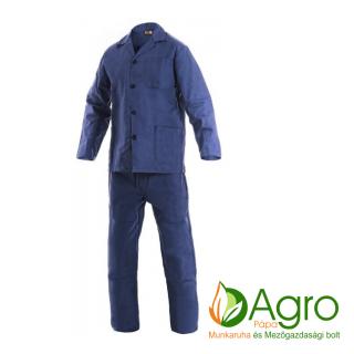 agro-munkaruha-es-mezogazdasagi-bolt-papa-CXS Klasik Jarda hosszított derekas öltöny, kék