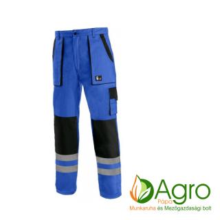 agro-munkaruha-es-mezogazdasagi-bolt-papa-CXS Luxy Bright derekas nadrág, kék-fekete