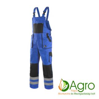 agro-munkaruha-es-mezogazdasagi-bolt-papa-CXS Luxy Bright kertésznadrág, kék-fekete