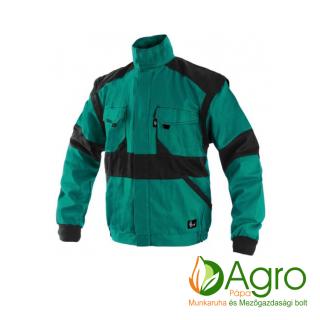 agro-munkaruha-es-mezogazdasagi-bolt-papa-CXS Luxy Diana női kabát, zöld-fekete