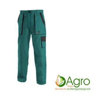 agro-munkaruha-es-mezogazdasagi-bolt-papa-CXS Luxy Elena női derekas nadrág, zöld-fekete