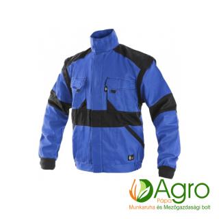 agro-munkaruha-es-mezogazdasagi-bolt-papa-CXS Luxy Hugo bélelt kabát-kék-fekete