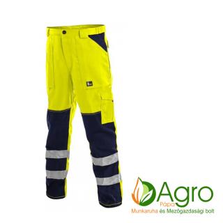 agro-munkaruha-es-mezogazdasagi-bolt-papa-CXS Norwich derekas nadrág, sárga-kék