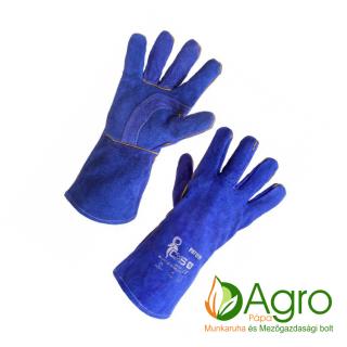 agro-munkaruha-es-mezogazdasagi-bolt-papa-CXS Paton Blue hegesztőkesztyű-kék