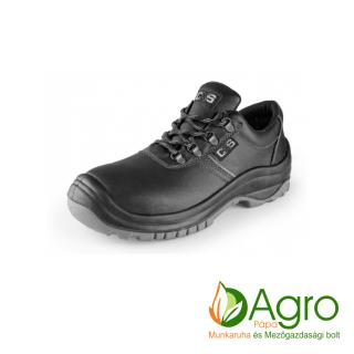 agro-munkaruha-es-mezogazdasagi-bolt-papa-CXS Safety Steel Vanad O2 félcipő-fekete