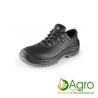 agro-munkaruha-es-mezogazdasagi-bolt-papa-CXS Safety Steel Vanad S3 félcipő, fekete