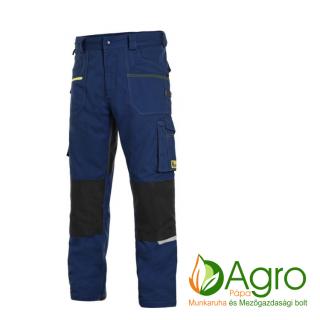agro-munkaruha-es-mezogazdasagi-bolt-papa-CXS Stretch derekas nadrág, sötétkék-fekete