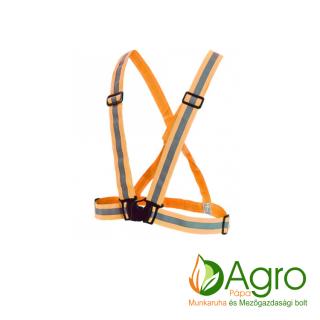 agro-munkaruha-es-mezogazdasagi-bolt-papa-Cross jól láthatósági vállpánt, narancssárga