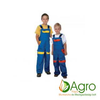 agro-munkaruha-es-mezogazdasagi-bolt-papa-ertésznadrág gyerek Cool Trend KIDS kék-sárga H8700-104