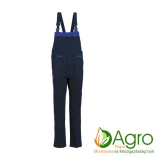 agro-munkaruha-es-mezogazdasagi-bolt-papa-46291 Classic kantáros nadrág 100% pamut sötétkék