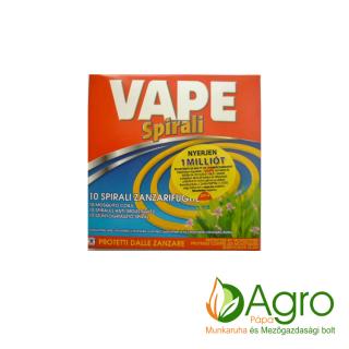 agro-munkaruha-es-mezogazdasagi-bolt-papa-VAPE szúnyogspirál(kültéri) 10 db-os